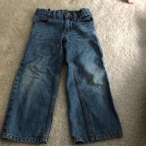 Carters jeans size 4t